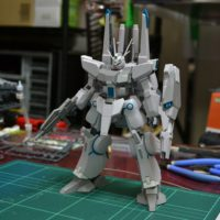 HGUC 1/144 ARX-014 シルヴァ・バレト [Silver Bullet]