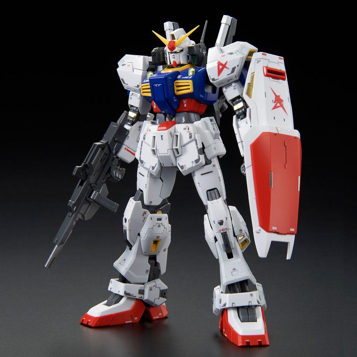 RG 1/144 RX-178 ガンダムMk-II RGリミテッドカラー Ver. [Gundam Mk-II (RG Limited Color Ver.)]