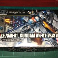 """HGUC 205 1/144 RX-78AN-01 ガンダム AN-01 トリスタン [Gundam AN-01 """"Tristan""""] 0218422 5057405 4573102574053"""