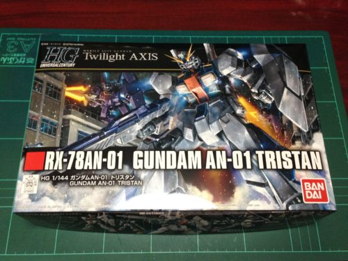 HGUC 1/144 RX-78AN-01 ガンダム AN-01 トリスタン