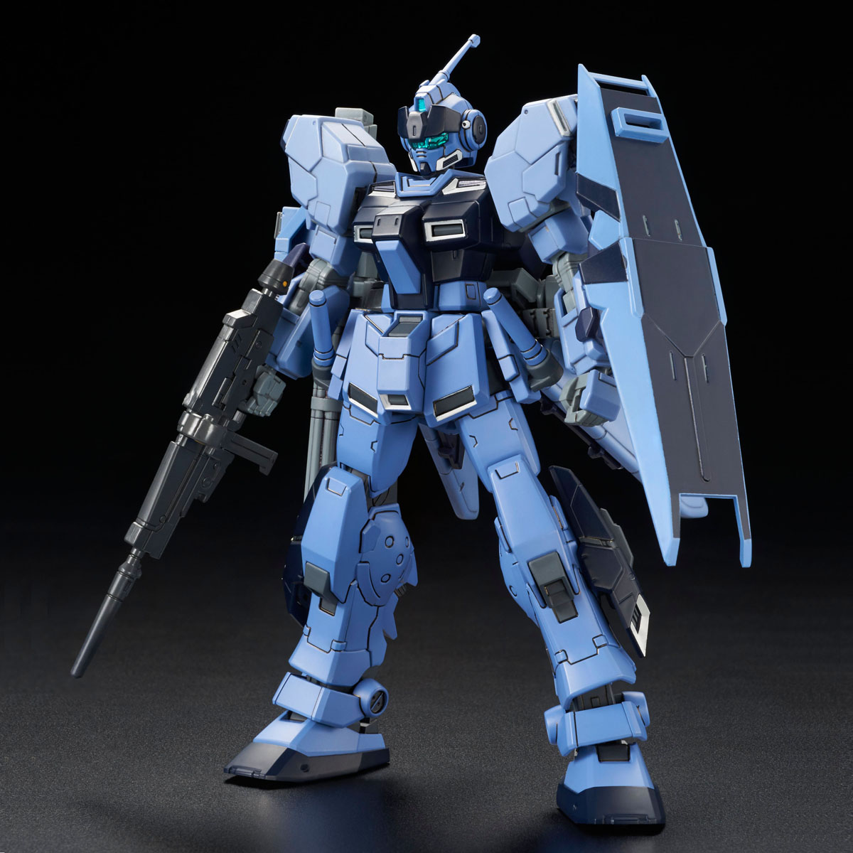 HGUC 1/144 RX-80PR ペイルライダー(空間戦仕様) [Pale Rider (Space Type)]