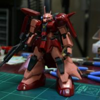 HGUC 1/144 ザクIII改(Twilight AXIS Ver.) Twitter素組レビュー仮まとめ