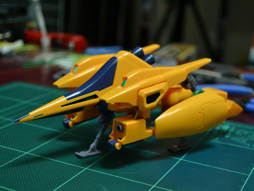HGUC 1/144 MSA-005 メタス 正面
