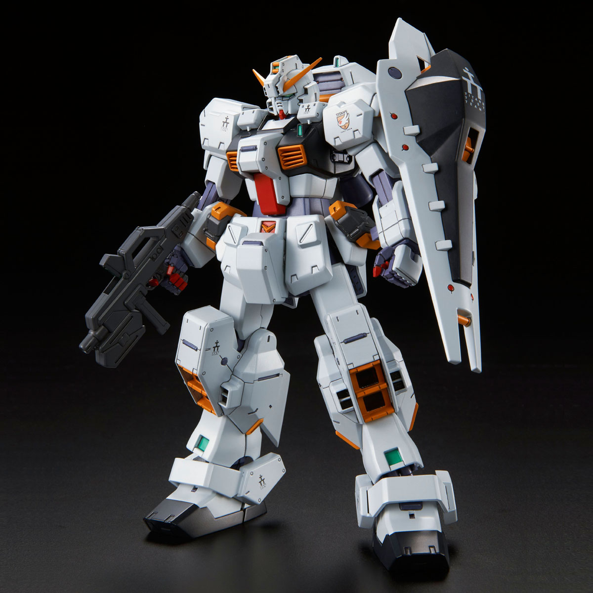 MG 1/100 RX-121-1 ガンダムTR-1[ヘイズル改] [Gundam TR-1 [Hazel Custom]]