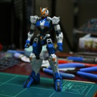 HG 1/144 ASW-G-71 ガンダムダンタリオン [Gundam Dantalion]