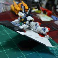 HGUC 1/144 RX-178 ガンダムMk-II+フライングアーマー [Gundam Mk-II + Flying Armor]