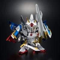 SDガンダム LEGENDBB バーサル騎士ガンダム[メタリック] [Versal Knight Gundam (Metallic Finish Ver.)]