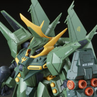 RE/100 1/100 AMX-107 バウ(量産型) [Bawoo (Mass Production Colors)] 公式画像2