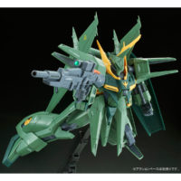 RE/100 1/100 AMX-107 バウ(量産型) [Bawoo (Mass Production Colors)] 公式画像3