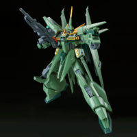 RE/100 1/100 AMX-107 バウ(量産型) [Bawoo (Mass Production Colors)] 公式画像4