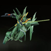 RE/100 1/100 AMX-107 バウ(量産型) [Bawoo (Mass Production Colors)] 公式画像6