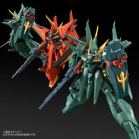 RE/100 1/100 AMX-107 バウ(量産型) [Bawoo (Mass Production Colors)] 公式画像10