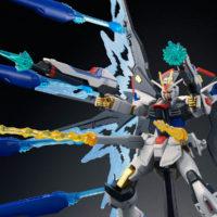 HGCE 1/144 ZGMF-X20A ストライクフリーダムガンダム 光の翼DXエディション [Strike Freedom Gundam (Revive Ver. Wing of Light DX Edition)] 公式画像1