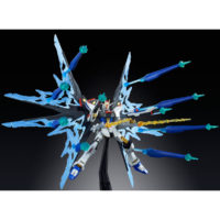 HGCE 1/144 ZGMF-X20A ストライクフリーダムガンダム 光の翼DXエディション [Strike Freedom Gundam (Revive Ver. Wing of Light DX Edition)] 公式画像3