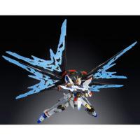 HGCE 1/144 ZGMF-X20A ストライクフリーダムガンダム 光の翼DXエディション [Strike Freedom Gundam (Revive Ver. Wing of Light DX Edition)] 公式画像5