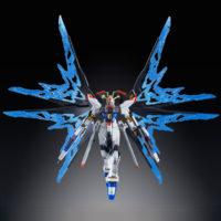 HGCE 1/144 ZGMF-X20A ストライクフリーダムガンダム 光の翼DXエディション [Strike Freedom Gundam (Revive Ver. Wing of Light DX Edition)] 公式画像6