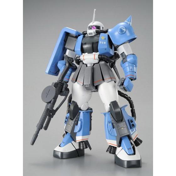 MG 1/100 MS-06R-1A ユーマ・ライトニング専用ザクII [Zaku II (Uma Lightning Custom)]