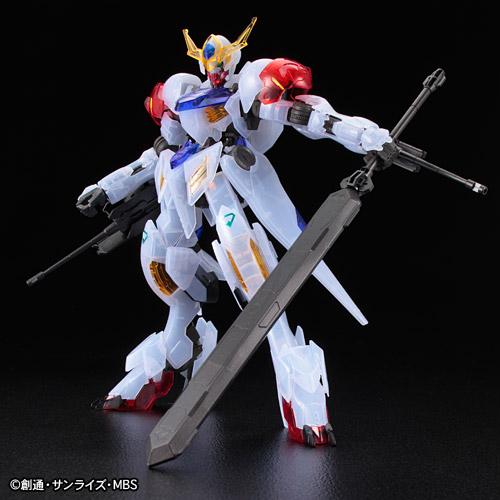 フルメカニクス(FM) 1/100 ASW-G-08 ガンダムバルバトスルプス クリアカラーVer. [Full Mechanics Gundam Barbatos Lupus Clear Color Ver.]