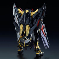 RG 1/144 MBF-P01-Re ガンダムアストレイゴールドフレーム天 [Gundam Astray Gold Frame Amatsu] 公式画像2