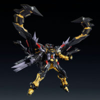 RG 1/144 MBF-P01-Re ガンダムアストレイゴールドフレーム天 [Gundam Astray Gold Frame Amatsu] 公式画像6