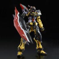 RG 1/144 MBF-P01-Re ガンダムアストレイゴールドフレーム天 [Gundam Astray Gold Frame Amatsu] 公式画像7