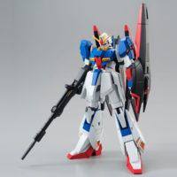 HGUC 1/144 MSZ-006 ゼータガンダム(ウェイブシューター) [Zeta Gundam (Wave Shooter Equipment Type)] 公式画像1