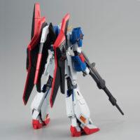 HGUC 1/144 MSZ-006 ゼータガンダム(ウェイブシューター) [Zeta Gundam (Wave Shooter Equipment Type)] 公式画像2