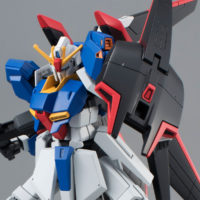 HGUC 1/144 MSZ-006 ゼータガンダム(ウェイブシューター) [Zeta Gundam (Wave Shooter Equipment Type)] 公式画像3