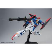 HGUC 1/144 MSZ-006 ゼータガンダム(ウェイブシューター) [Zeta Gundam (Wave Shooter Equipment Type)] 公式画像4