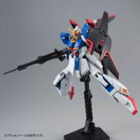 HGUC 1/144 MSZ-006 ゼータガンダム(ウェイブシューター) [Zeta Gundam (Wave Shooter Equipment Type)] 公式画像5