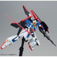 HGUC 1/144 MSZ-006 ゼータガンダム(ウェイブシューター) [Zeta Gundam (Wave Shooter Equipment Type)] 公式画像6