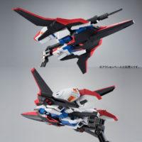 HGUC 1/144 MSZ-006 ゼータガンダム(ウェイブシューター) [Zeta Gundam (Wave Shooter Equipment Type)] 公式画像9