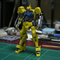 HG 1/144 STH-16/tc イオフレーム獅電改(ライド機) [Ride's Io Frame Shiden Custom]