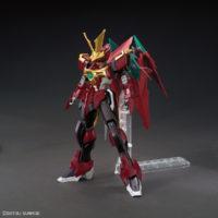 HGBF 1/144 忍ノ参 忍パルスガンダム [Ninpulse Gundam] 公式画像1