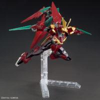 HGBF 1/144 忍ノ参 忍パルスガンダム [Ninpulse Gundam] 公式画像3