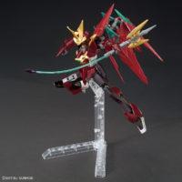 HGBF 1/144 忍ノ参 忍パルスガンダム [Ninpulse Gundam] 公式画像5