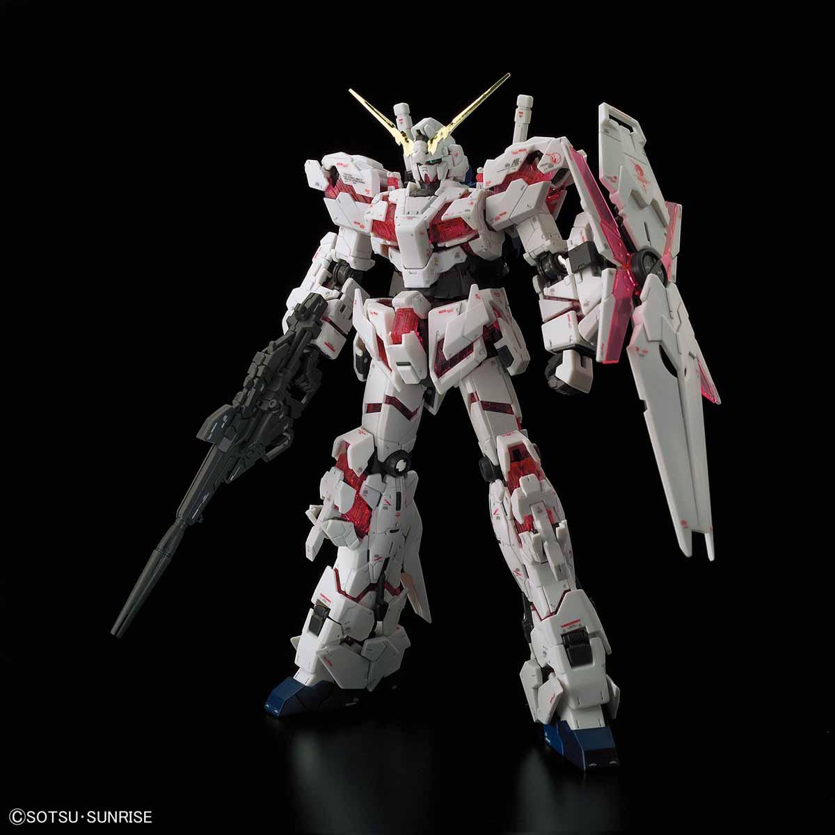RG 1/144 RX-0 ユニコーンガンダム [Unicorn Gundam] 4549660167419 0216741
