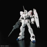 "RG 1/144 RX-0 ユニコーンガンダム「プレミアム""ユニコーンモード""ボックス」 [Unicorn Gundam [Premium ""Unicorn Mode"" Box]] 公式画像1"