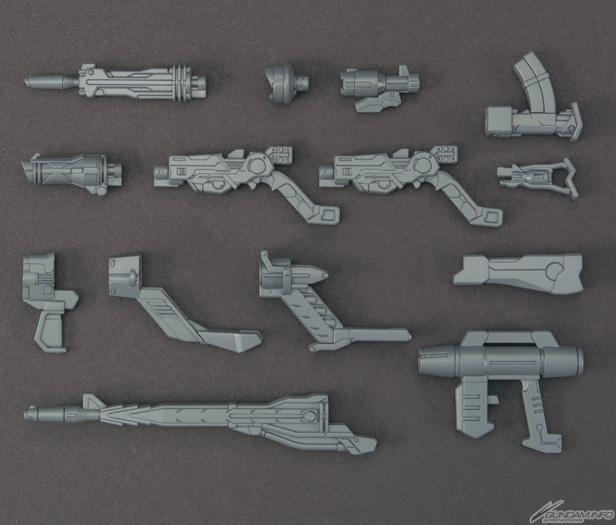HGBC 1/144 ジムジム ウェポンズ [GM GM Weapons] 0219550 5058257