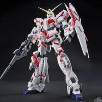 メガサイズモデル 1/48 RX-0 ユニコーンガンダム(デストロイモード) [Unicorn Gundam (Destroy Mode)] 公式画像1