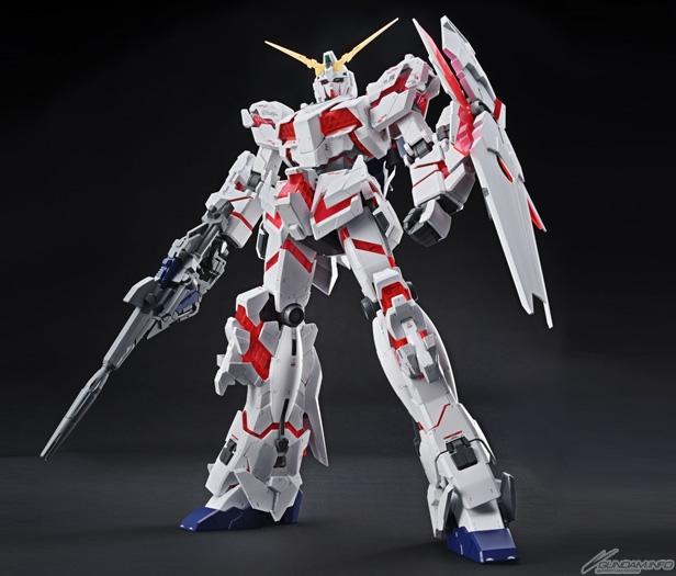 52460メガサイズモデル 1/48 RX-0 ユニコーンガンダム(デストロイモード) [Unicorn Gundam (Destroy Mode)]
