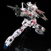 "RG 1/144 RX-0 ユニコーンガンダム「プレミアム""ユニコーンモード""ボックス」 [Unicorn Gundam [Premium ""Unicorn Mode"" Box]] 公式画像3"