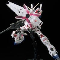 "RG 1/144 RX-0 ユニコーンガンダム「プレミアム""ユニコーンモード""ボックス」 [Unicorn Gundam [Premium ""Unicorn Mode"" Box]] 公式画像4"