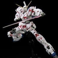"RG 1/144 RX-0 ユニコーンガンダム「プレミアム""ユニコーンモード""ボックス」 [Unicorn Gundam [Premium ""Unicorn Mode"" Box]] 公式画像5"