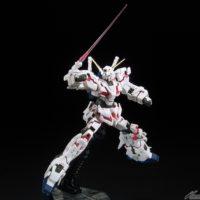 "RG 1/144 RX-0 ユニコーンガンダム「プレミアム""ユニコーンモード""ボックス」 [Unicorn Gundam [Premium ""Unicorn Mode"" Box]] 公式画像6"