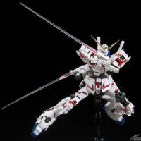 "RG 1/144 RX-0 ユニコーンガンダム「プレミアム""ユニコーンモード""ボックス」 [Unicorn Gundam [Premium ""Unicorn Mode"" Box]] 公式画像7"