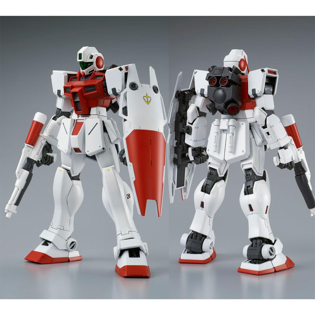 MG 1/100 ジム・コマンド(宇宙戦仕様)