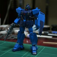 HGUC 1/144 RX-79BD-1 ブルーディスティニー1号機 [Blue Destiny Unit 1]