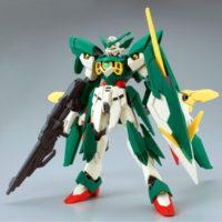 HGBF 1/144 XXXG-01Wfl ガンダムフェニーチェリベルタ [Gundam Fenice Liberta] 公式画像1