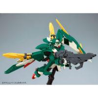HGBF 1/144 XXXG-01Wfl ガンダムフェニーチェリベルタ [Gundam Fenice Liberta] 公式画像6